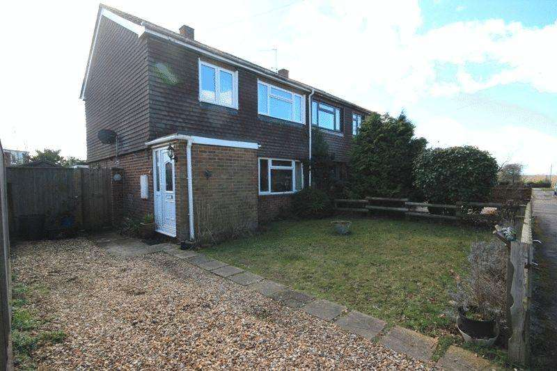 3 Bedrooms Semi Detached House for sale in BRANSGORE CHRISTHCURCH