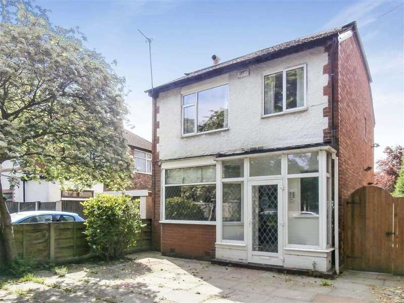 3 Bedrooms Detached House for rent in Moorside Road, Urmston, Manchester, M41