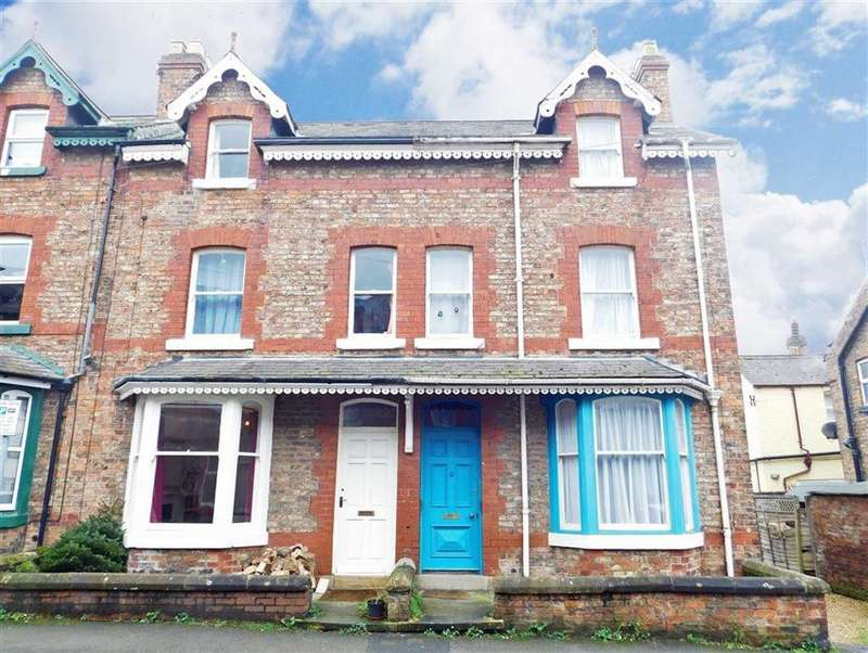 3 Bedrooms Terraced House for sale in Westbourne Grove, Ripon
