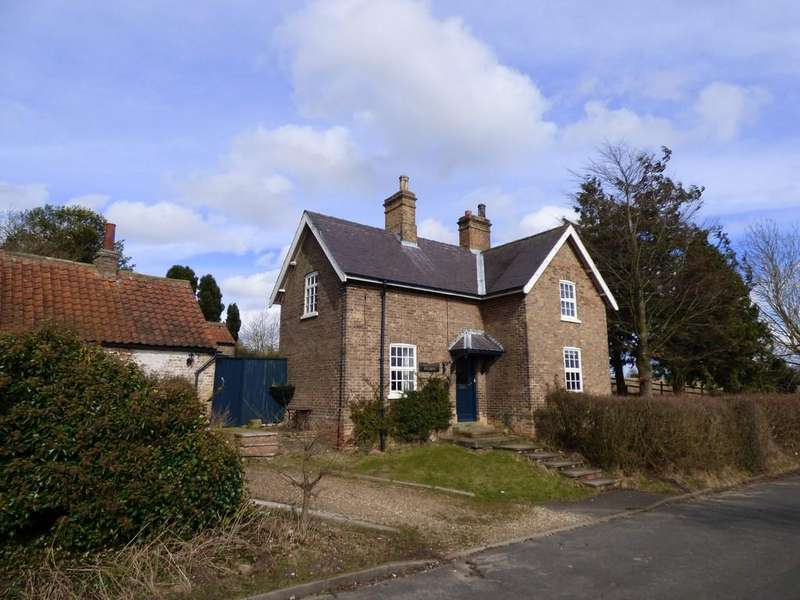 3 Bedrooms Detached House for sale in Caistor Road, Swallow