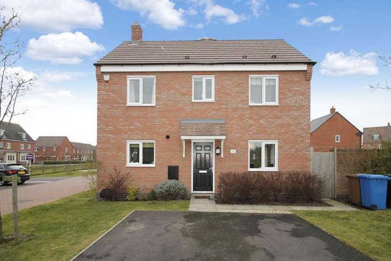 3 Bedrooms Semi Detached House for sale in Lower Fufin Close, Hawksyard, Rugeley