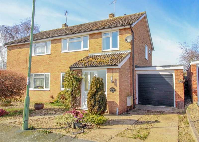 3 Bedrooms Semi Detached House for rent in Trinity Close, Woodbridge
