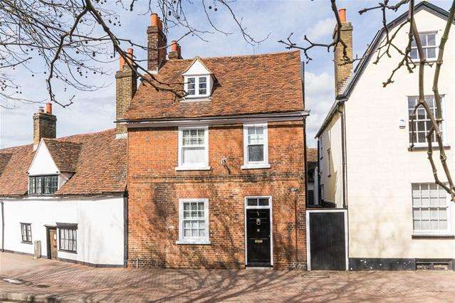 4 Bedrooms House for sale in St Andrew Street, Hertford