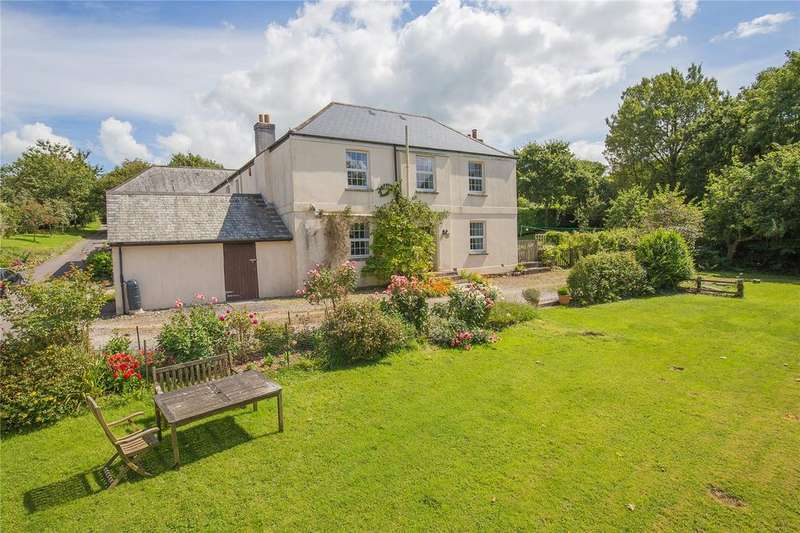 7 Bedrooms Equestrian Facility Character Property for sale in Yealmpton, Plymouth, PL8