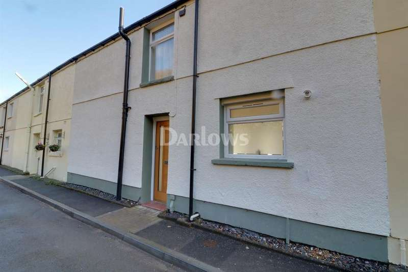 2 Bedrooms Terraced House for sale in Holyrood Terrace, Tonypandy