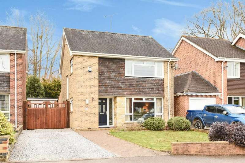 3 Bedrooms Detached House for sale in Alexandra Road, Scantabout, Chandler's Ford, Hampshire