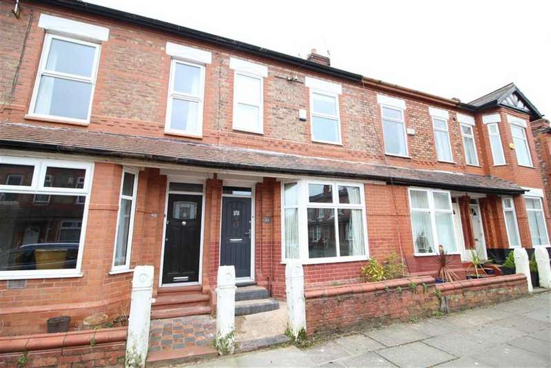 3 Bedrooms Terraced House for sale in Kingshill Road, Chorlton, Manchester