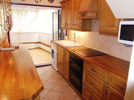3 Bedrooms Flat for rent in Holyrood Avenue