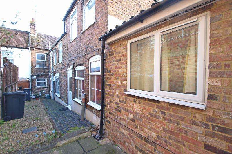 3 Bedrooms End Of Terrace House for sale in Stanley Street, Luton