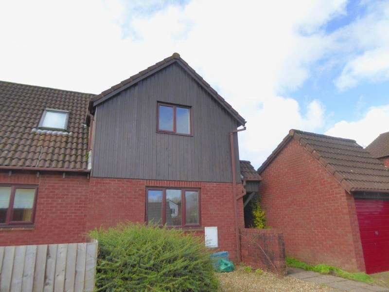 1 Bedroom Property for sale in Elder Close Caerleon NP18