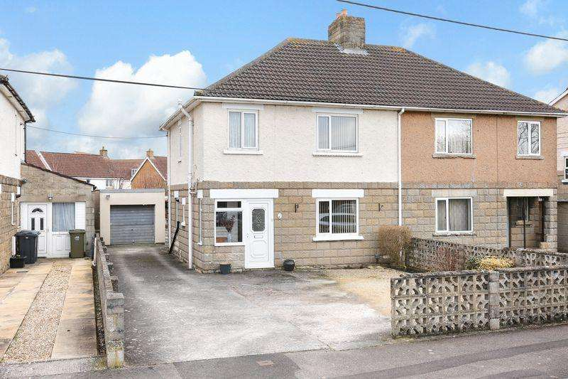 3 Bedrooms Semi Detached House for sale in School Lane, Staverton