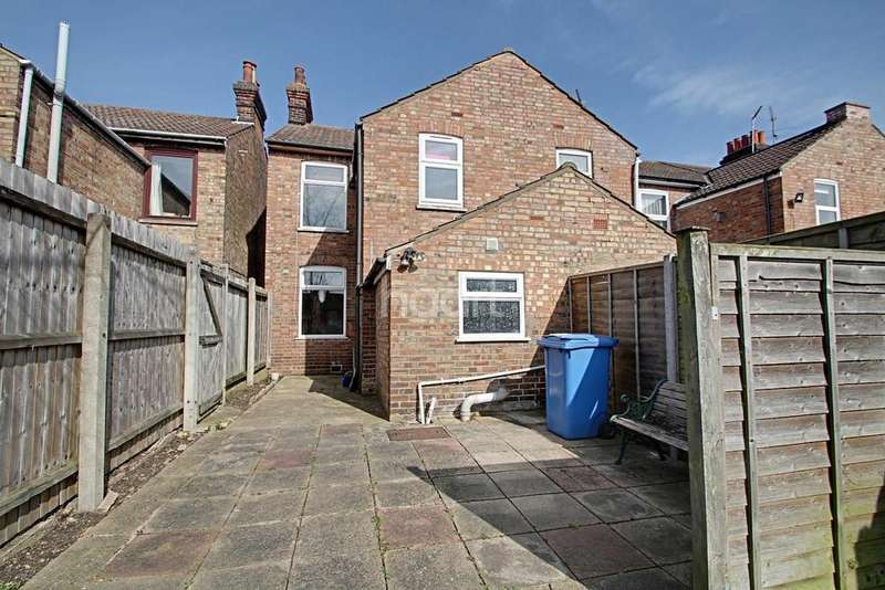 3 Bedrooms End Of Terrace House for sale in Melville Road, Ipswich