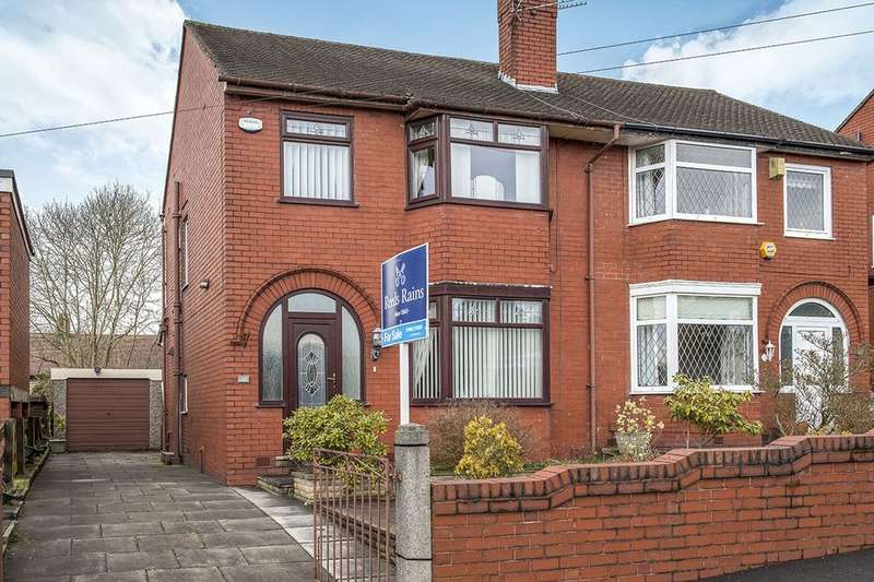 3 Bedrooms Semi Detached House for sale in West Mount, Orrell, Wigan, WN5