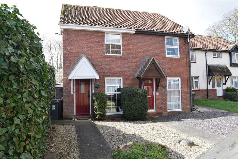 2 Bedrooms House for sale in Sheppard Drive, Chelmer Village, Chelmsford