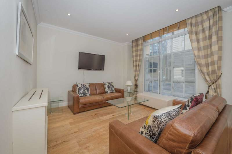 2 Bedrooms Apartment Flat for sale in North Block, County Hall, Waterloo, London, SE1