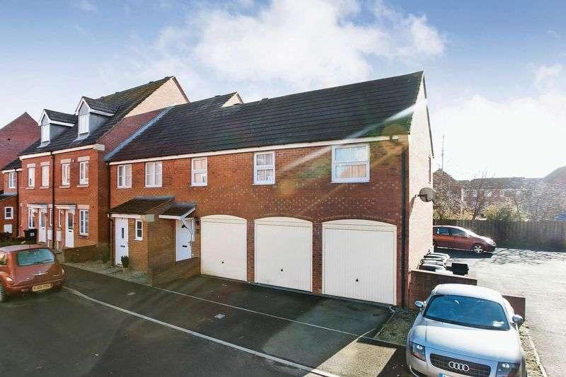 2 Bedrooms Property for sale in Duke Street, Bridgwater