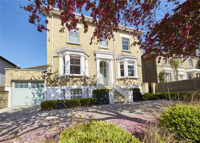 6 Bedrooms Detached House for sale in Liverpool Road, Kingston upon Thames, KT2