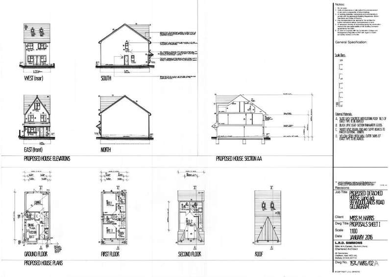 Land Commercial for sale in Land Adjacent to Woodlands Road, Gillingham, ME7