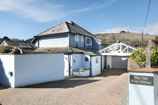 4 Bedrooms Detached House for sale in Seaton Park, Seaton, Torpoint, Cornwall
