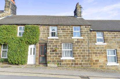 3 Bedrooms Terraced House for sale in High Terrace, Glaisdale, Whitby, North Yorkshire