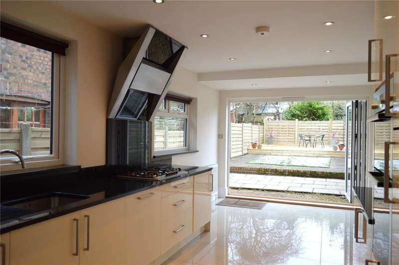 4 Bedrooms Terraced House for sale in Bedford Road, East Finchley, London, N2