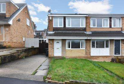 3 Bedrooms Semi Detached House for sale in Glenwood Crescent, Chapeltown, Sheffield, South Yorkshire