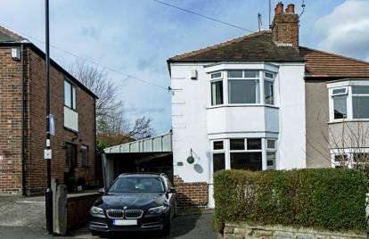 3 Bedrooms Semi Detached House for sale in Harris Road, Hillsborough, Sheffield