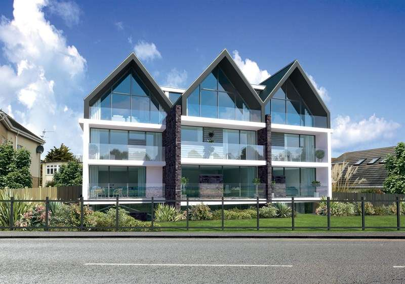 2 Bedrooms Apartment Flat for sale in Southbourne Overcliff Dr., Southbourne, Bournemouth