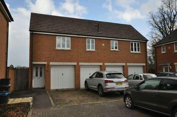 2 Bedrooms Detached House for sale in Barley Gardens, Winnersh, Wokingham,