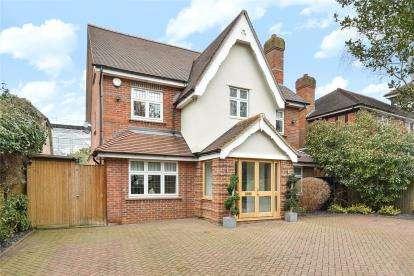 5 Bedrooms Detached House for sale in Bucknall Way, Beckenham