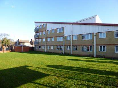 2 Bedrooms Flat for sale in Castlepoint, 998 Lincoln Road, Peterborough, Cambridgeshire