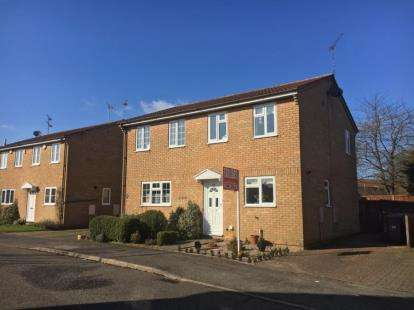 2 Bedrooms Semi Detached House for sale in Corbridge Drive, Luton, Bedfordshire