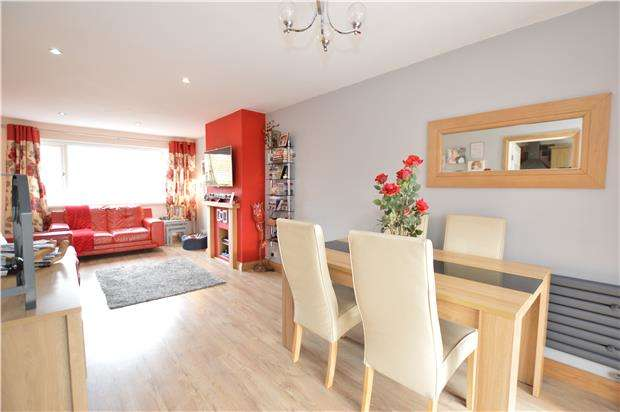 3 Bedrooms Terraced House for sale in Pitchcombe, Yate, BRISTOL, BS37 4JX