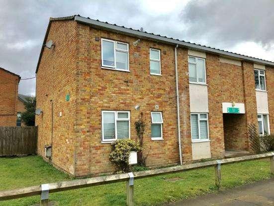 2 Bedrooms Maisonette Flat for sale in Byfleet, Surrey