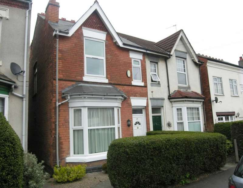 3 Bedrooms Semi Detached House for rent in Holifast Road, Sutton Coldfield