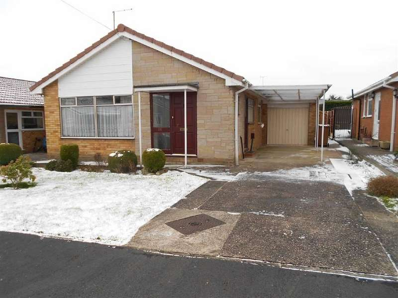 3 Bedrooms Detached Bungalow for sale in Sundale Drive, Crewe, Cheshire