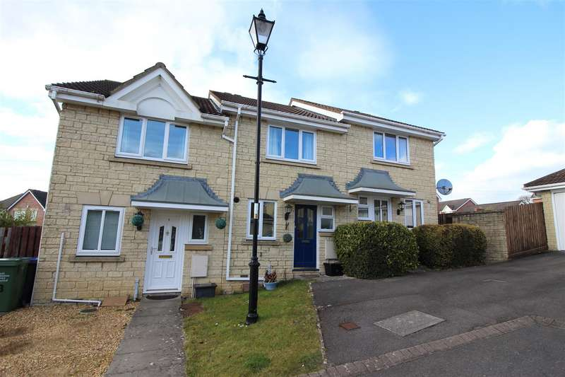 2 Bedrooms Terraced House for sale in Primrose Way, Chippenham