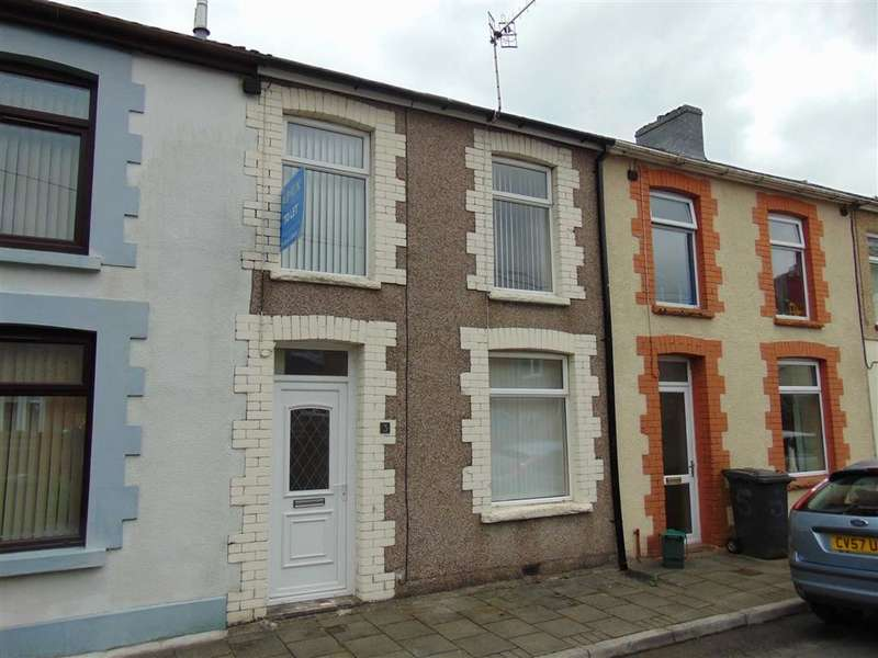 3 Bedrooms Terraced House for rent in Caemaen Street, Abercynon, Rhondda Cynon Taff