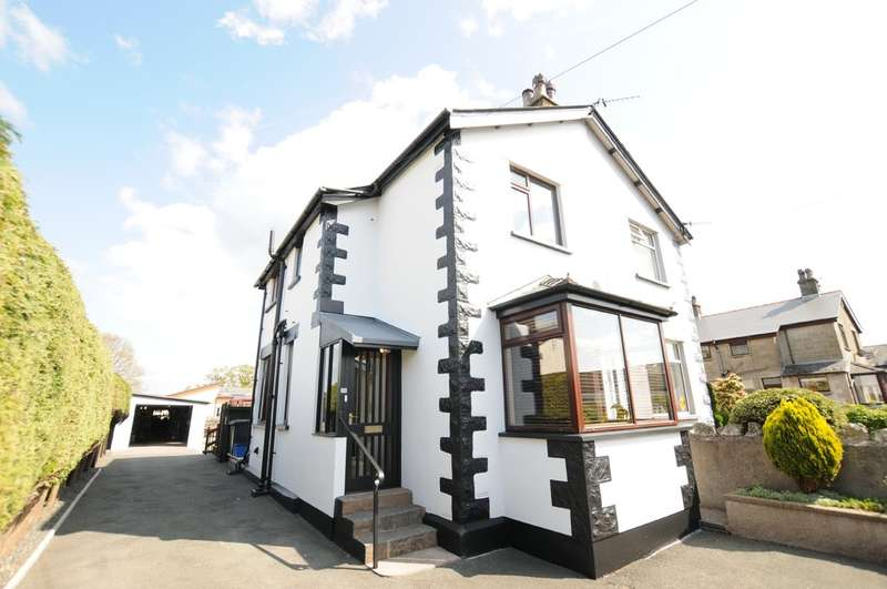3 Bedrooms Semi Detached House for sale in Crescent Green, Kendal
