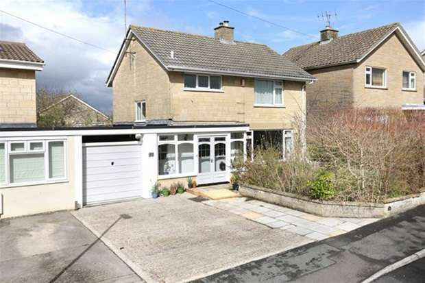 3 Bedrooms Link Detached House for sale in Mendip Drive