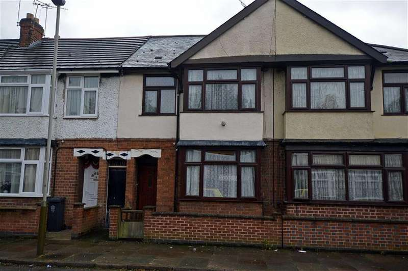 3 Bedrooms Terraced House for sale in Prestwold Road, Off Humberstone Road