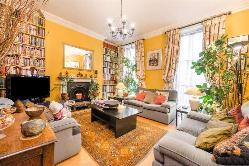 3 Bedrooms Terraced House for sale in Upper Montagu Street, Marylebone, London