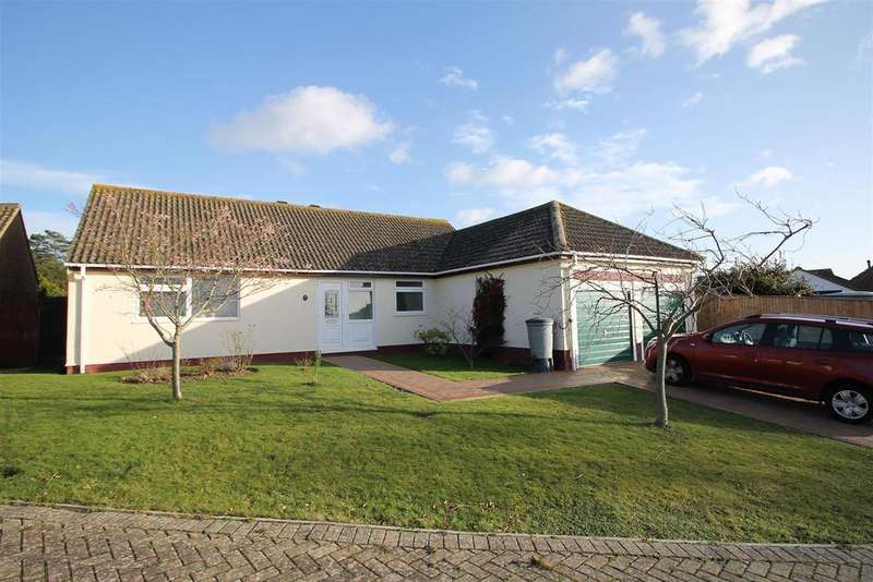 3 Bedrooms Detached Bungalow for sale in Hillborough Close, Bexhill-On-Sea