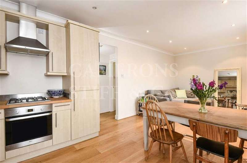 2 Bedrooms Apartment Flat for sale in Lechmere Road, Willesden, London, NW2