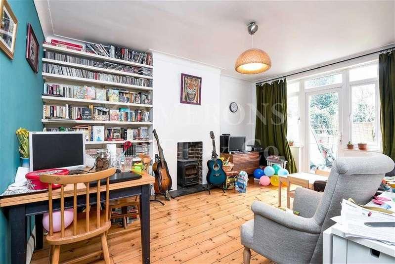 2 Bedrooms Flat for sale in Harlesden Road, Willesden, London, NW10