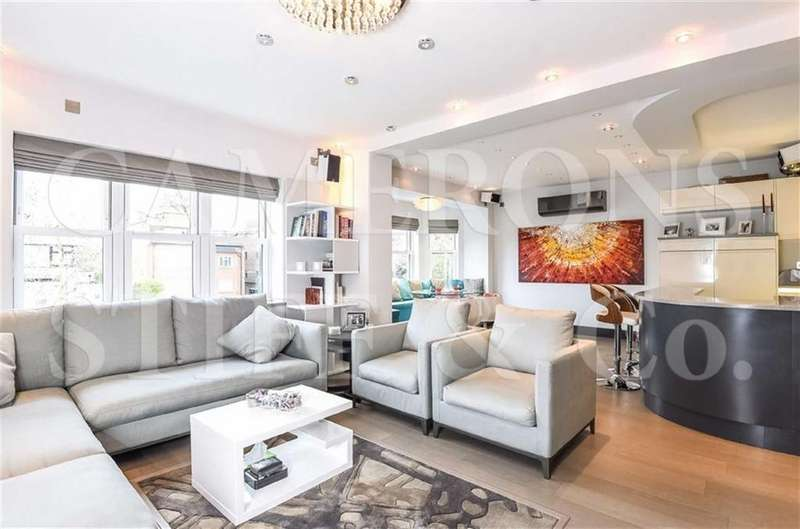 2 Bedrooms Apartment Flat for sale in Brondesbury Park, Brondesbury Park, London, NW6