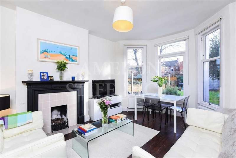 2 Bedrooms Flat for sale in Chandos Road, Willesden Green, London, NW2