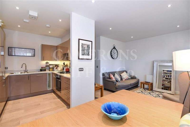2 Bedrooms Apartment Flat for sale in Coles Green Road, Dollis Hill, London, NW2