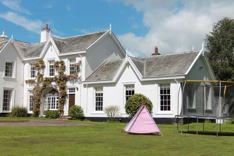 4 Bedrooms Manor House Character Property for sale in Feniton Old Village, Honiton