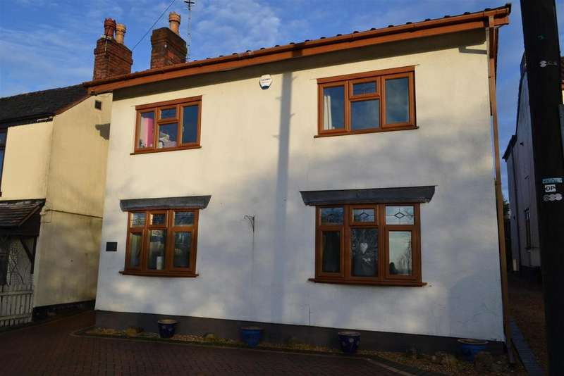 3 Bedrooms House for sale in Cannock Road, Heath Hayes, Cannock